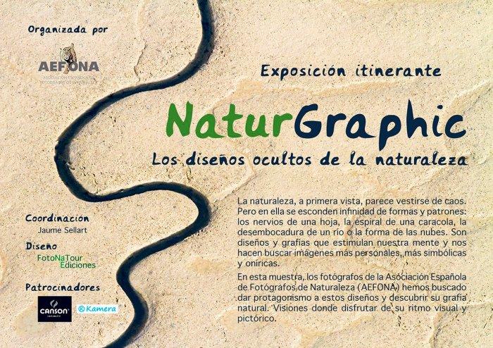 EXPOSICIÓN NATURGRAPHIC
